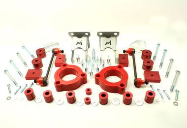 1,5'' Spacer Lift Kit, Renegade (TF1150 / JM-04446 / Terrafirma)