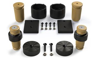 "Progressive Bump Stop Kit (Front & Rear), 2.5"" Lift, JK (1958200 / JM-05022 / TeraFlex)"