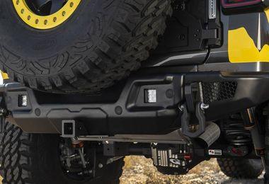 Stryker Rear Bumper, JL (SB77732 / JM-05892 / Smittybilt)