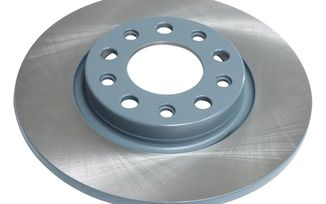 Brake Rotor (Rear) (4779886AC / JM-04599 / Crown Automotive)