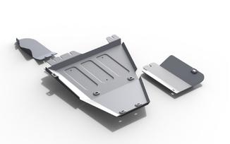Transfer Case Skid Plate, Hilux (2333.9526.1.6 / SC-00156 / Rival 4x4)