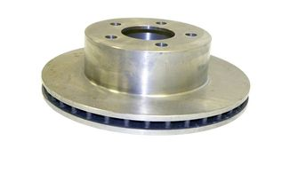 Front Brake Rotor (99 on) (5016434AA / JM-00128 / Crown Automotive)
