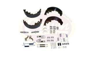 Brake Shoe Set Master Kit (2000 & Up) (5019536MK / JM-01559 / Crown Automotive)