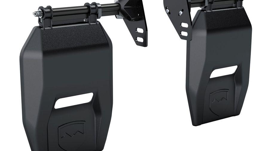Transit Mud Flap Kit, JK (4808500 / JM-04666LS / TeraFlex)