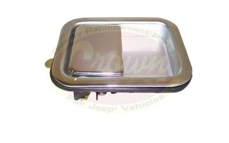 Outside Door Paddle Handle (Chrome) (J5758172 / JM-00383 / Crown Automotive)