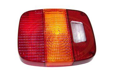 Tail Lamp Lens, Euro Spec (83501003 / JM-02112 / Crown Automotive)