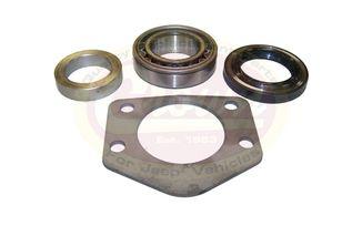 Rear Axle Shaft Bearing Kit (Dana 44 TJ) (D44TJBK / JM-00201 / Crown Automotive)