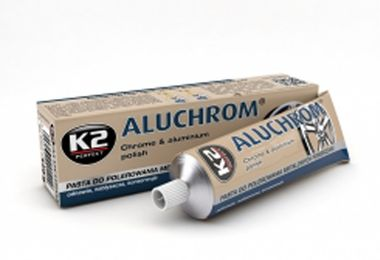 ALUCHROM Chrome & aluminium polish 120 g ALUCHROM Chrome & aluminium polish 120 g (K0031K2 / JM-05260 / Crown Automotive)