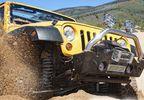 Front Recovery Bumper, Narrow HighRock 4x4 (42933-01 / JM-01149 / Bestop)