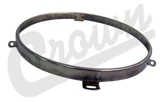 Headlamp Retainer, JK (68003772AA / JM-00581 / Crown Automotive)
