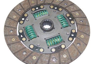 Clutch Disc (J0729376 / JM-05269 / Crown Automotive)