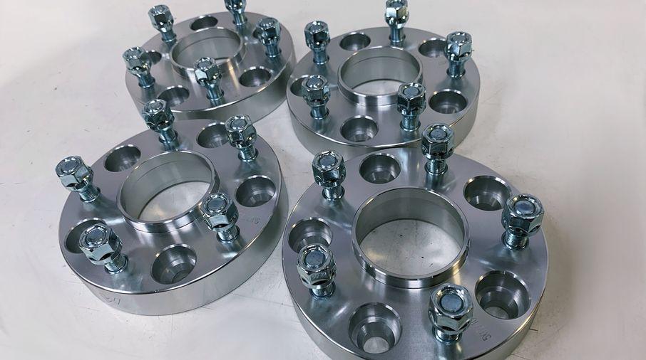 "Wheel Spacer Kit, 30mm 5 x 5"" (TF3004 / JM-04449 / Terrafirma)"
