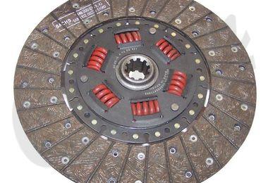 Clutch Disc (J5354689 / JM-05572 / Crown Automotive)