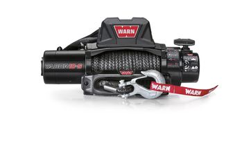 WARN Tabor 10K Winch With Synthetic Rope (97010 / JM-04214 / Warn)
