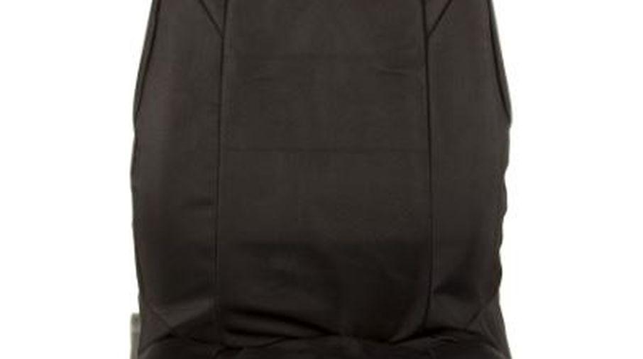 Elite Ballistic Heated Seat Cover Kit, Front; 11-18 Jeep Wrangler JK/JKU (13216.04 / JM-03315 / Rugged Ridge)