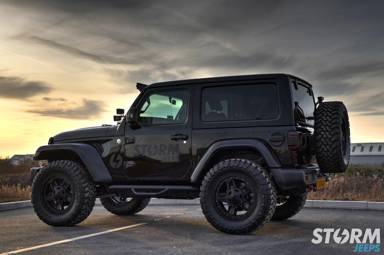 Storm 31 2018 Jeep Wrangler Jl Sahara 2 Door 2 2l
