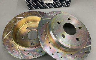 Brake Rotor (Front), KK 302mm (52109938AB/J1BM47559 / JM-05890/J / Terrafirma)