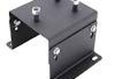Smittybilt Defender Roof Rack Spare Tire Mount M5x4.5 Lug Pattern (SBD8545 / JM-00268 / Smittybilt)