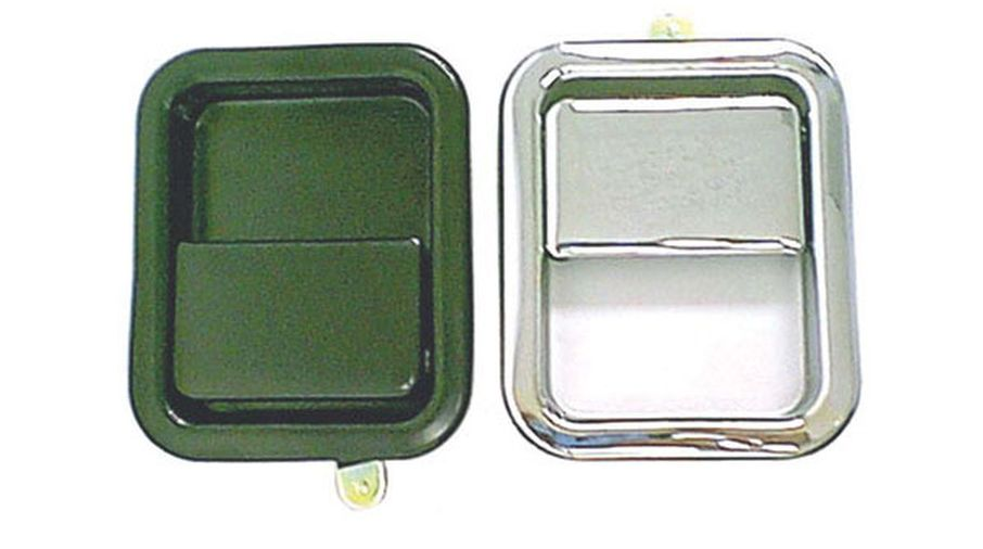 Black Door Paddle Handle (LH) (11812.05 / JM-03294 / Omix-ADA)