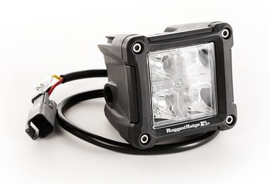 Cube LED Light, Combo High/Low Beam (15209.30 / JM-04297 / Rugged Ridge)
