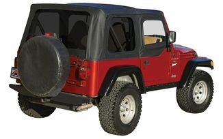 Fabric Top with Door Skins, TJ (97-06) (RT10335T / JM-05310 / RT Off-Road)