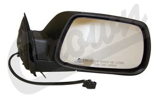 Grand Cherokee Mirror (Power - Right) 05-10 (55156452AF / JM-00930 / Crown Automotive)