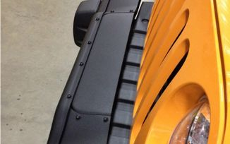 Winch Plate Cover, AEV Bumpers (10305064AB / JM-02738 / AEV)