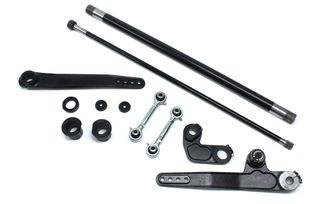 "Dual-Rate Forged S/T Front Sway Bar System, TJ (4-6"" Lift) (1743625 / JM-04629 / TeraFlex)"