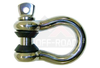 D-Ring Set (Stainless) (2546D-STR/RT33004 / JM-00343 / RT Off-Road)