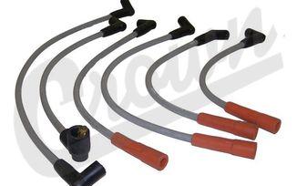 Ignition Wire Set (2.5L) (83502400 / JM-03780 / Crown Automotive)