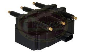 Ignition coil (56032520AC / JM-01808 / Crown Automotive)