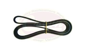 Serpentine Belt - Wrangler 97 RHD (53013298AA / JM-00700BB / Crown Automotive)
