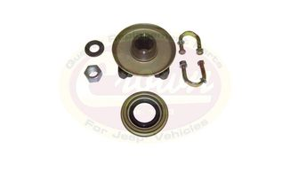 Yoke U-Bolt Kit (Model 30 or 44) (D3044-YOKE-UBK / JM-00516 / Crown Automotive)
