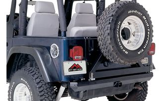 Roll Bar Pad Kit (Black Denim) (RB10115 / JM-03199 / RT Off-Road)