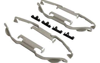 Brake Pad Spring Kit (68160698AC / JM-04409 / Crown Automotive)