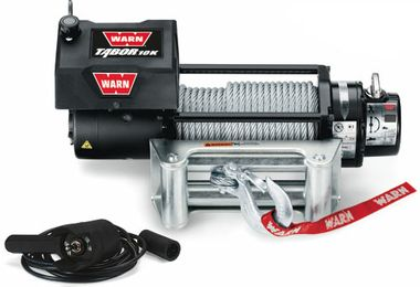WARN Tabor 10K Winch (88395 / JM-02002 / Warn)