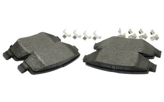 Brake Pad Set (Rear) JK, KK (J5BM47604 / JM-04046 / Mopar)