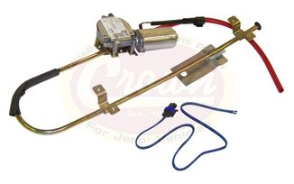 Electric Window Regulator (Right Rear), XJ (55154898 / JM-01541 / Crown Automotive)