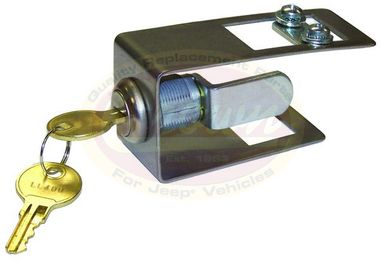 Hood Lock, TJ (HL-4/RT26071 / JM-00244 / Crown Automotive)