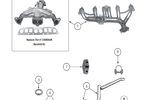 Muffler & Tailpipe Exhaust (TJ 97-98) (52019241 / JM-00291 / Crown Automotive)