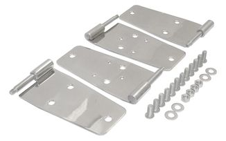 Door Hinges (Stainless) (RT34008 / JM-05513 / RT Off-Road)