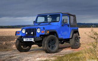Jeep Wranger 4.0L Sport 1999 (T216 OKH)