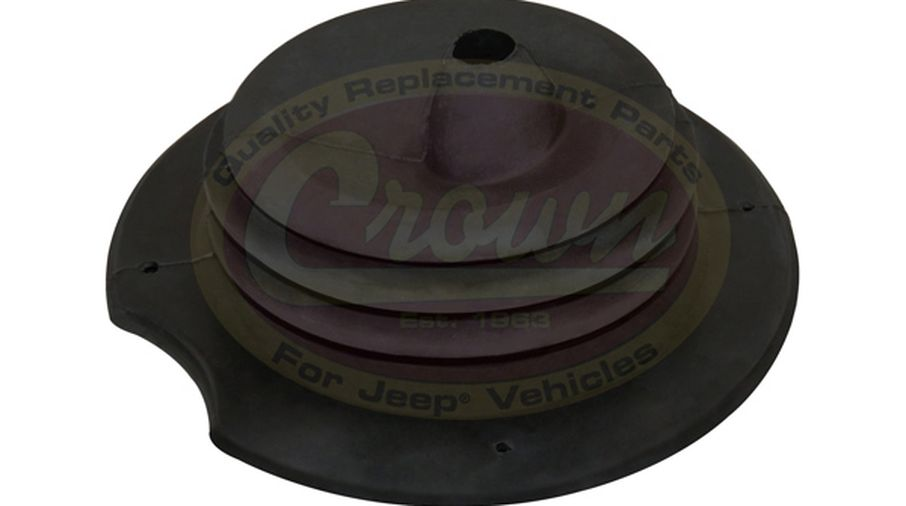 Shifter Boot, Lower, Inner (52078970AC / JM-02304 / Crown Automotive)