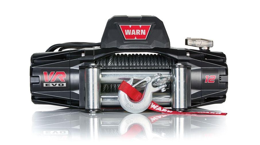 WARN VR EVO 12 Winch (103254 / JM-05156 / Warn)
