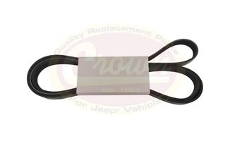 Serpentine Belt, Diesel, JK (53034095AA / JM-00976 / Crown Automotive)
