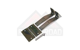 Tailgate Hinges (Stainless), TJ (RT34065 / JM-02161 / RT Off-Road)