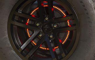 Third Brake Light Ring, LED, JL (11585.06 / JM-04477 / Rugged Ridge)