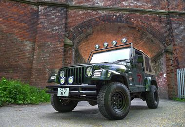 SOLD - Jeep Wranger 4.0L Sahara 1998 (S770 RLF)