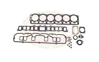 Upper Gasket Set, 4.2L (83502384 / JM-01240 / Crown Automotive)
