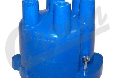 Distributor Cap (4.2L) (J3230457 / JM-03791 / Crown Automotive)